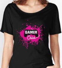 Gamer Chick Women's Relaxed Fit T-Shirt
