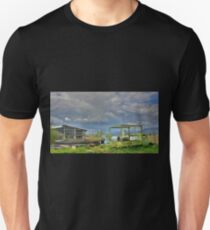 Disused Truck and Factory T-Shirt
