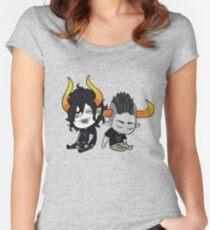 sleepy GamTav Women's Fitted Scoop T-Shirt
