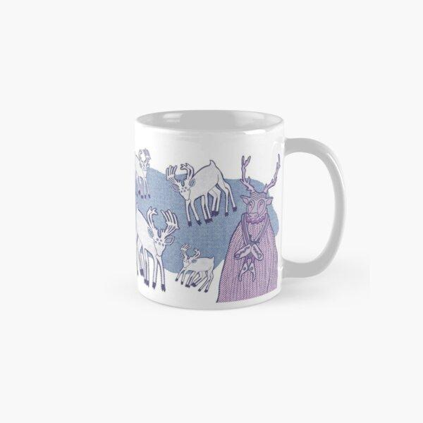 Deer Man Classic Mug