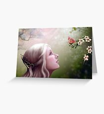 The gift of nature Greeting Card