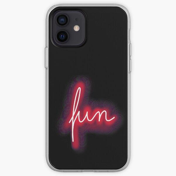 Fun gow iPhone Soft Case
