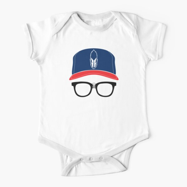 The Heater Short Sleeve Baby One-Piece
