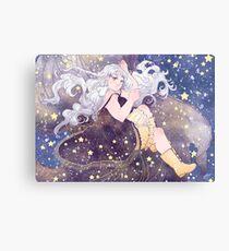 Dazzling Starlight Canvas Print
