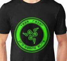 Old Team Razer Logo Unisex T-Shirt