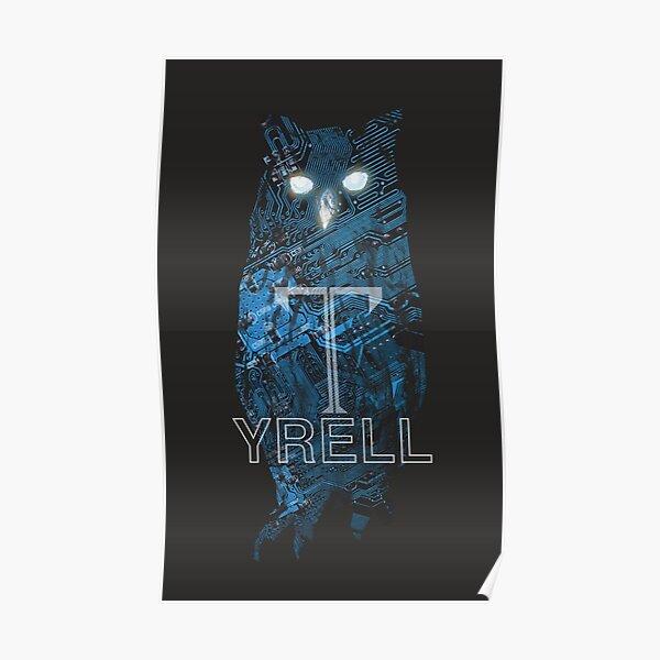 Tyrell Owl Poster