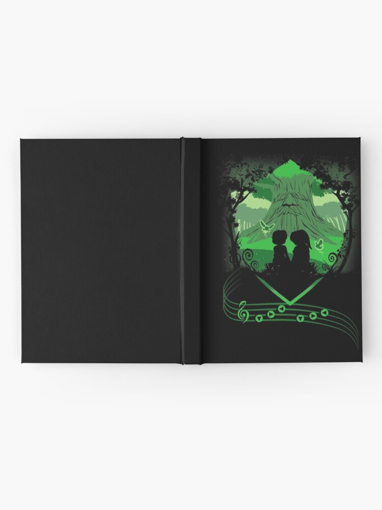 Alternate view of Saria's Song Hardcover Journal