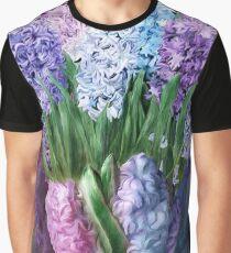 Hyacinths In Hyacinth Vase 1 Graphic T-Shirt