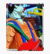 Lego Man iPad Case/Skin