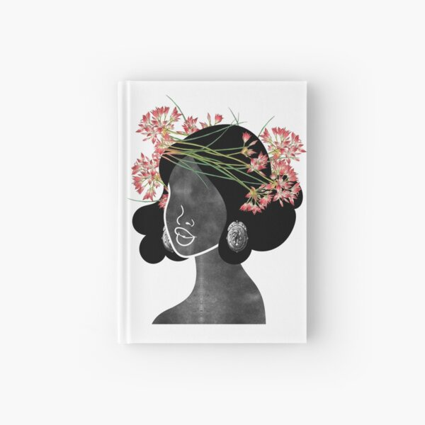Wildflower Crown III Hardcover Journal