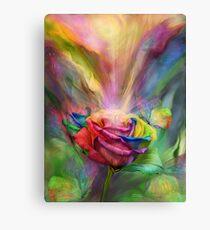Healing Rose Canvas Print