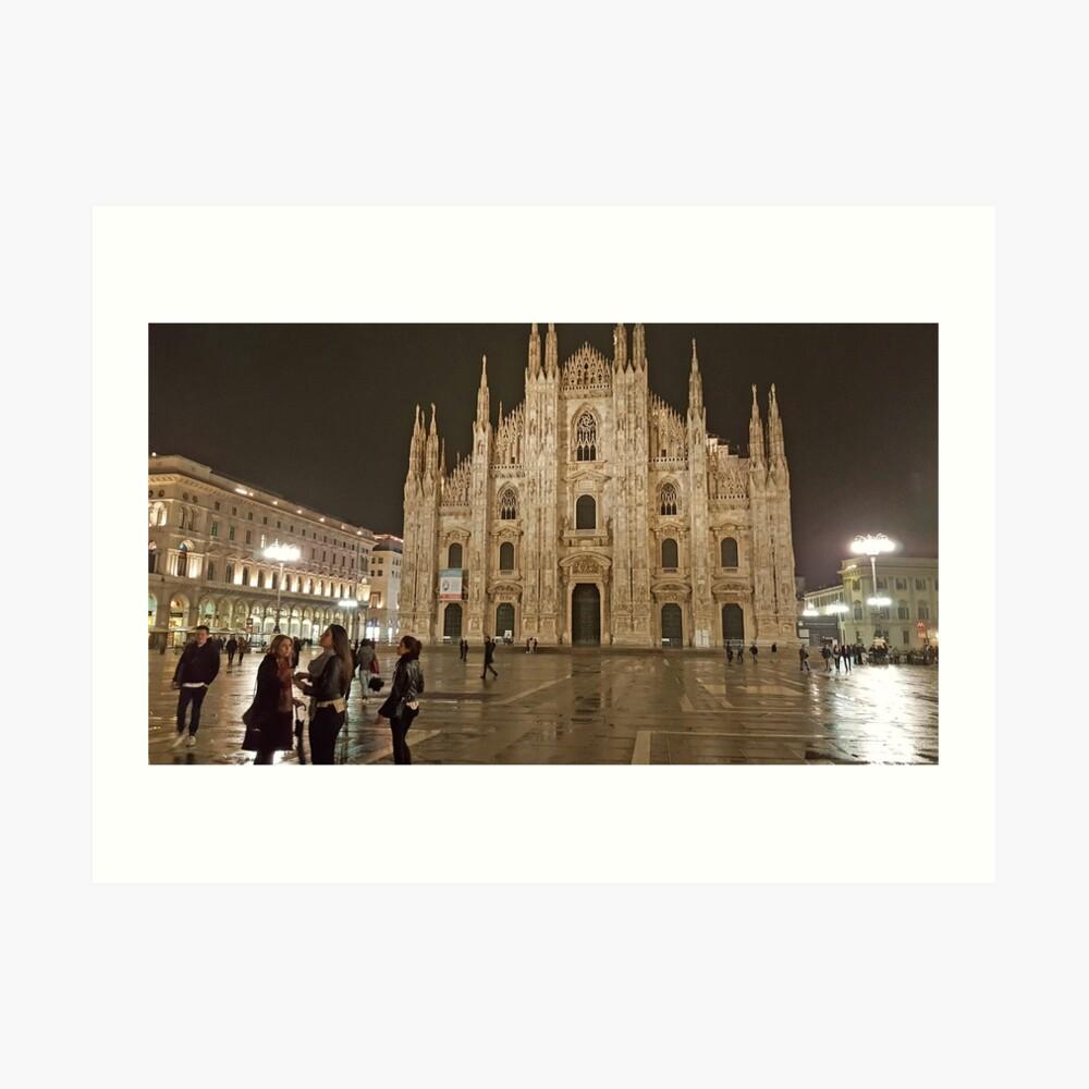 Duomo Kunstdruck
