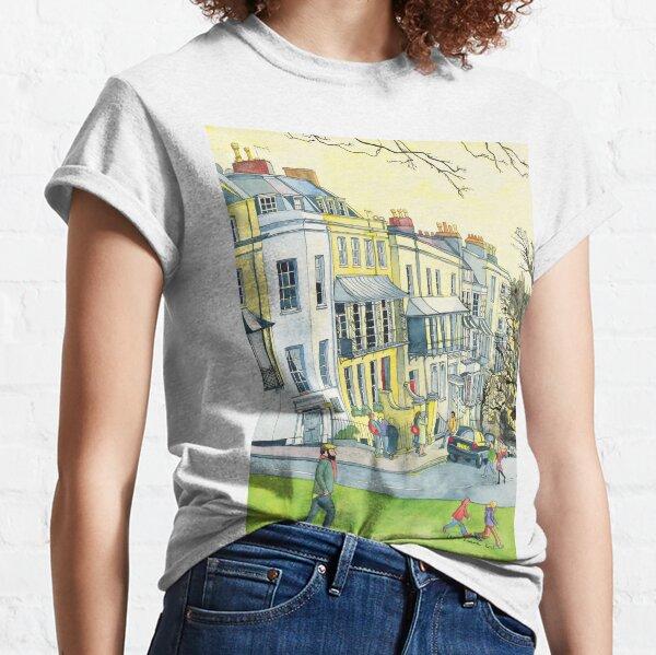 Verandahs, Sion Hill, Clifton, Bristol. Classic T-Shirt