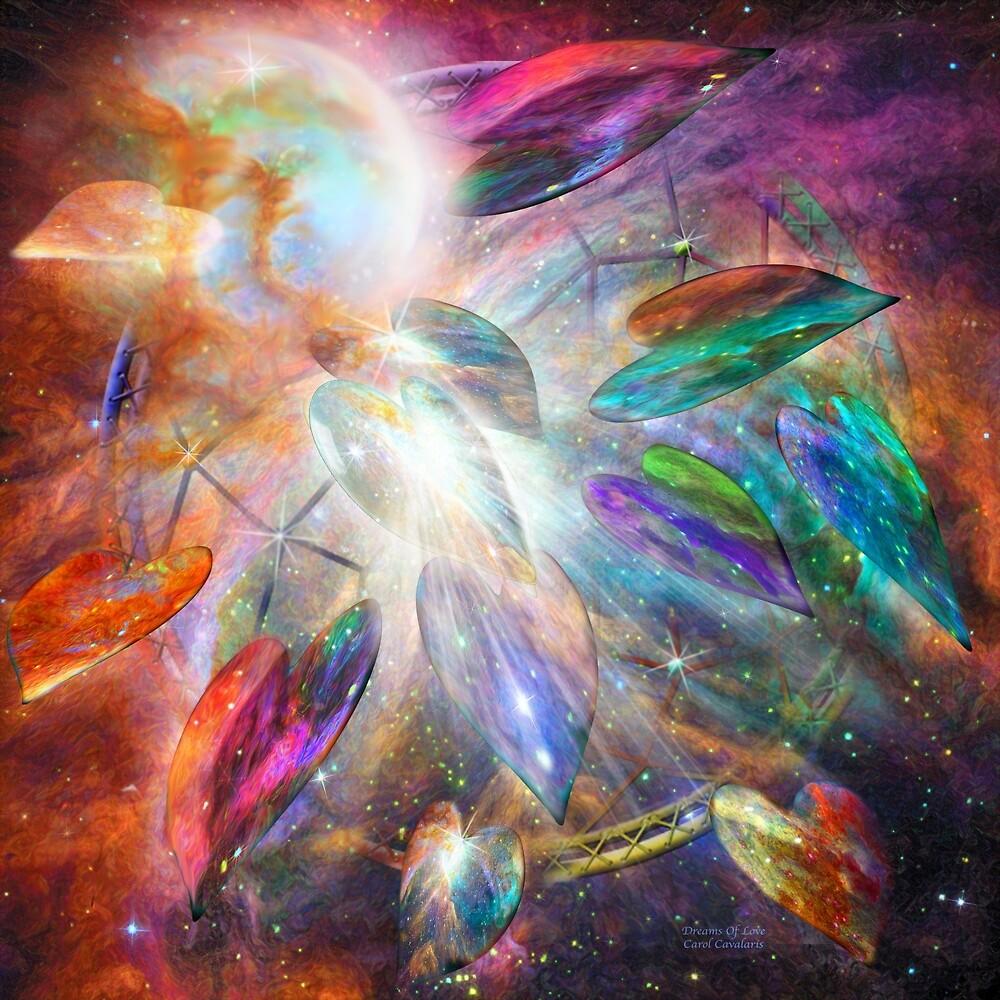 Quot Dreams Of Love Quot By Carol Cavalaris Redbubble