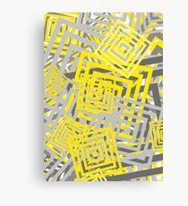 YG Abstract Geometric  Canvas Print