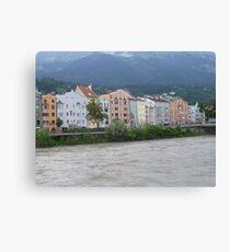 Innsbruck, Austria Canvas Print