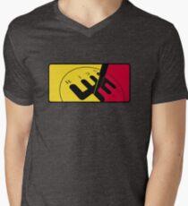 German Motorsport League Men's V-Neck T-Shirt