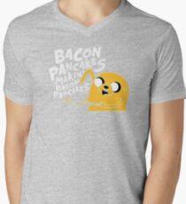 Makin' Bacon Pancakes Mens V-Neck T-Shirt