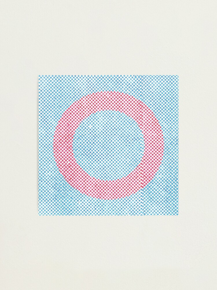 Alternate view of lying in a zero circle Photographic Print