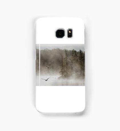 Morning on Costello Creek in Algonquin Park Samsung Galaxy Case/Skin