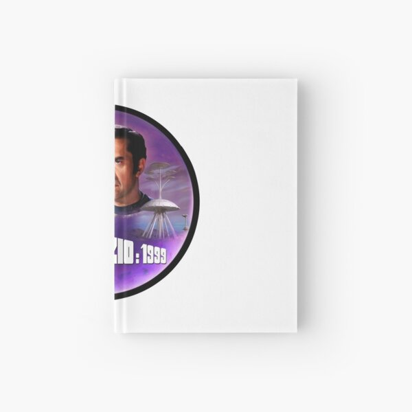 SPAZIO: 1999 20210123 Hardcover Journal
