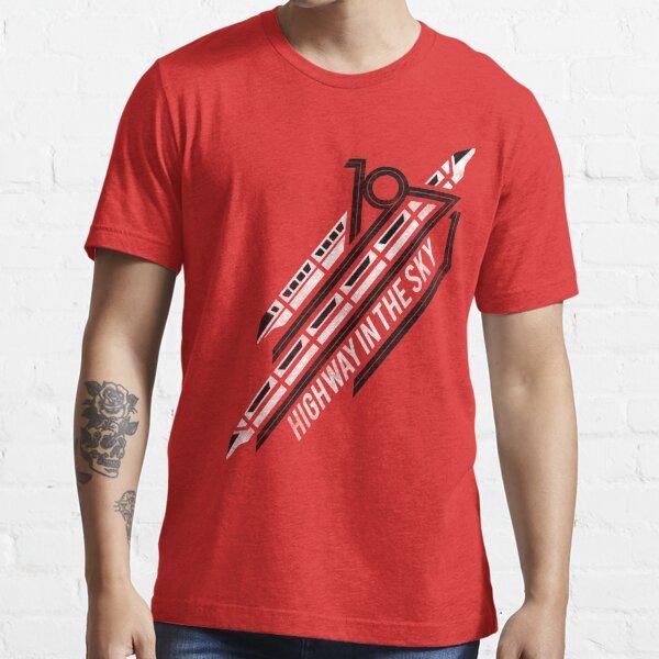 Monorail Red T-Shirt  Essential T-Shirt