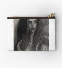 Rosie Huntington-Whiteley Zipper Pouch