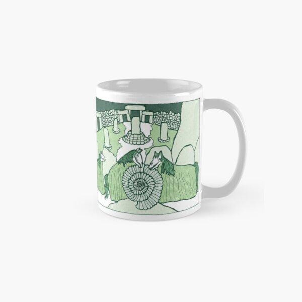 Mari Lwyd Classic Mug