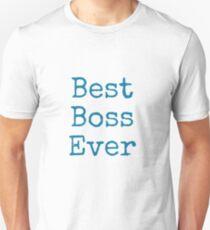 Best Boss Ever Unisex T-Shirt