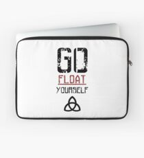 Go Float Yourself - The 100 Laptop Sleeve