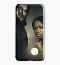 Ichabod and Abbie - Sleepy Hollow iPhone Case