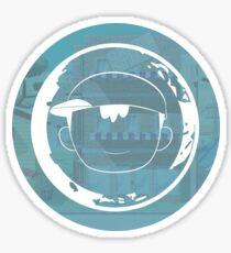 Ness Circle Sticker