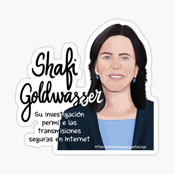 Shafi goldwasser Sticker