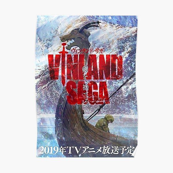 4K Vinland Saga Poster