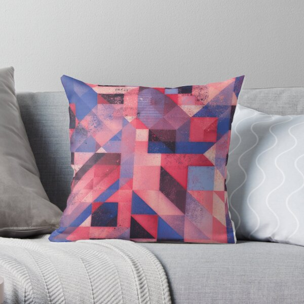 Untitled Exposure Throw Pillow