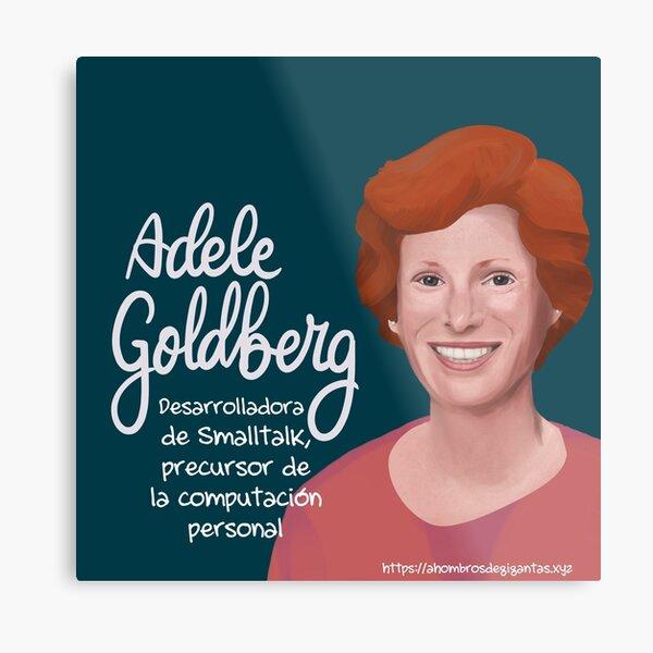 Adele Goldberg Metal Print