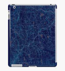 USGS TOPO Map Connecticut CT Gilead 331027 1892 62500 Inverted iPad Case/Skin
