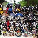 South African Beaded Dolls by MaryVailMBA