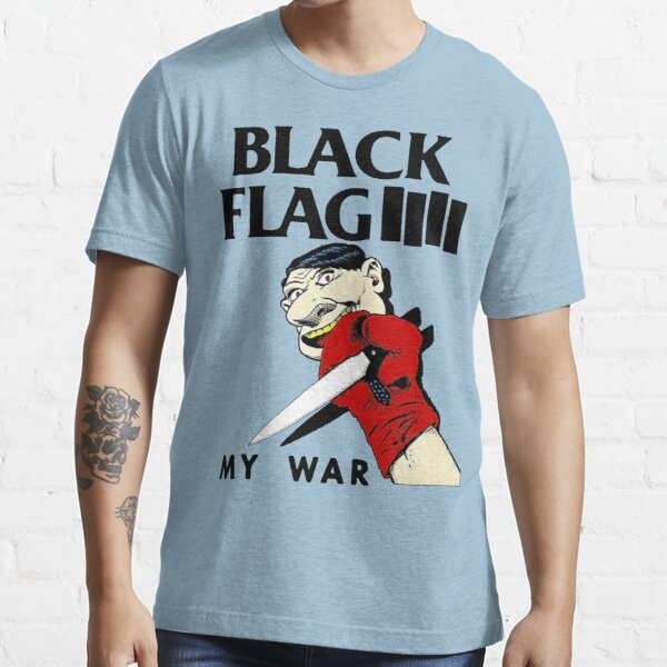Drapeau noir - Ma guerre T-shirt essentiel