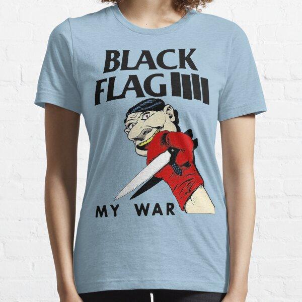 Black Flag - My War Essential T-Shirt