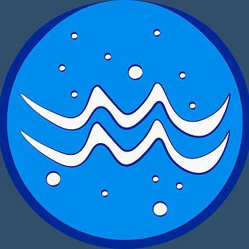 Aquarius by oceanicinks