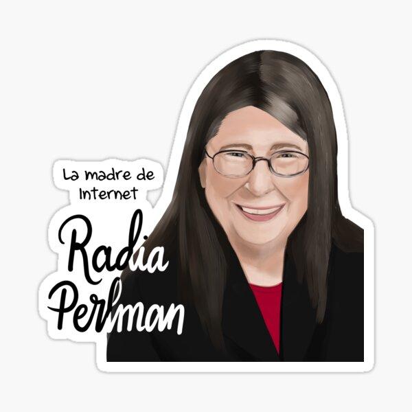 Radia Perlman Sticker