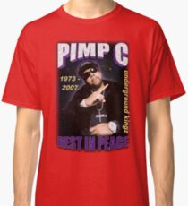 R.I.P. Pimp C Classic T-Shirt