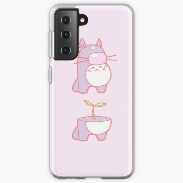 Coques sur le thème Totoro pour Samsung Galaxy | Redbubble