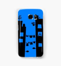 City Samsung Galaxy Case/Skin