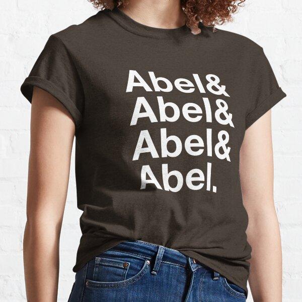 Abel & Abel & Abel & Abel Classic T-Shirt