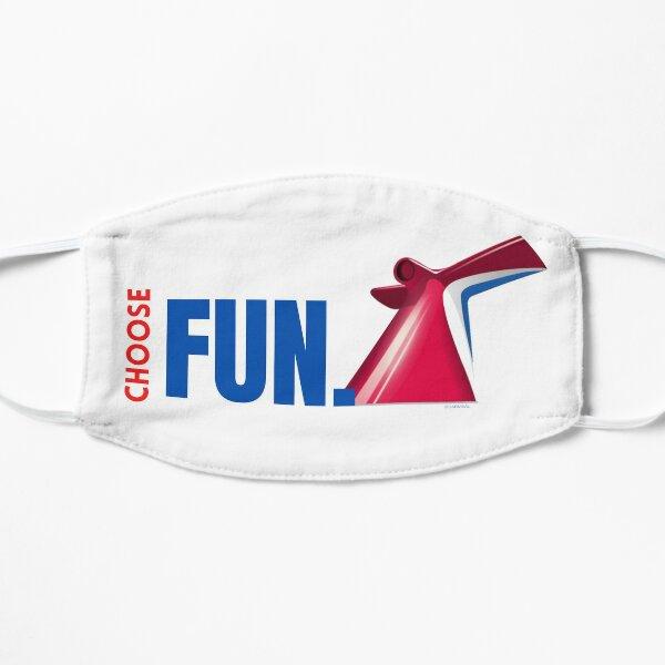 Carnival Choose Fun Flat Mask