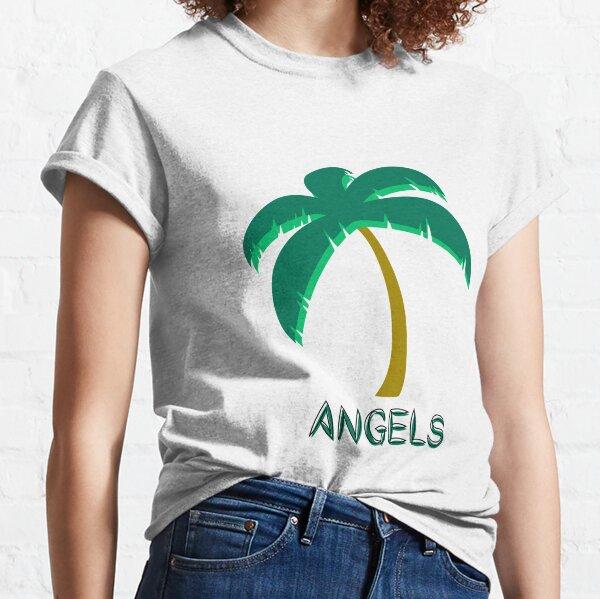 Anges palmiers T-shirt classique