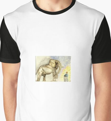 Rage, Rage  against the dying of the Light. Graphic T-Shirt