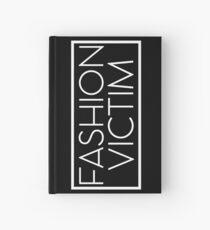 Fashion Victim Hardcover Journal